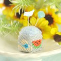 "★6/7 NEW★ Summer pincushion 〜mini〜  【作家:しのはらみわ(Little""B"".)】"