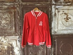 1950-60s Full Zip Sweat Shirts  Size 肩幅53