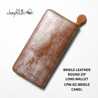 chapllin チャップリン ウォレット BRIDLE LEATHER ROUND ZIP LONG WALLET CPW-RZ-BRIDLE-CA