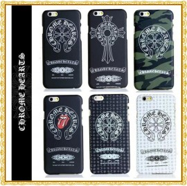 Chrome Hearts(クロムハーツ) iphonケース  iPhone6/iPhone6s/iPhone6Plus/iPhone6s Plus/iPhone5/iPhone5s 商品コード:GEKIYASU573